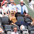 Enora Malagré assiste aux Internationaux de France de tennis de Roland-Garros à Paris, le 31 mai 2014.