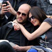 Helena Noguerra : Amoureuse au grand jour et ivre de bonheur à Roland-Garros