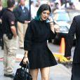 Kylie Jenner se rend sur le plateau de l'émission Good Morning America. New York, le 3 juin 2014.