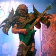 Cory Smoot aka Flattus Maximus guitariste du groupe Gwar, décédé le 3 novembre 2011