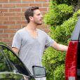 Scott Disick en séjour dans les Hamptons, le 10 juin 2014.