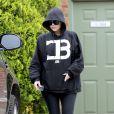 Khloé Kardashian en séjour dans les Hamptons, le 10 juin 2014.