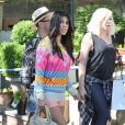 Kourtney Kardashian dans les Hamptons, le 6 juin 2014.