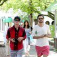 Scott Disick dans les Hamptons, le 3 juin 2014.