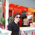 Gaspard Proust - Opening party du BHV Marais section homme au BHV Marais à Paris, le 11 juin 2014.