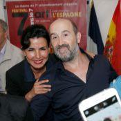Rachida Dati complice avec un acteur fétiche d'Almodóvar, le 7e Art dans le 7e