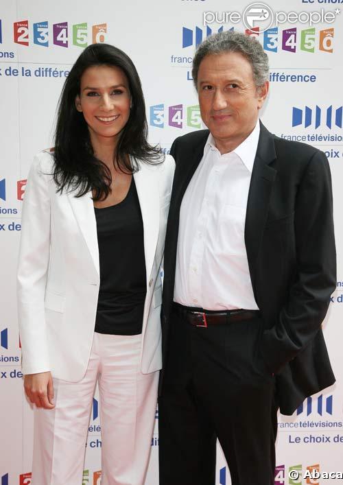 Marie et Michel Drucker