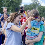 Princesse Mary : Tenue décontractée pour une distribution de médailles