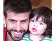 Gerard Piqué : Papa fêté par Shakira et Milan après sa grosse humiliation