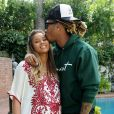 Ciara et Future à Los Angeles, le 22 mars 2014.
