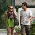Hilary Duff et son petit ami Mike