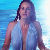 Lana Del Rey, troublante : Elle flirte avec un homme âgé dans ''Shades of Cool''