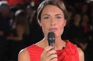 VIDEO : Quand Alessandra Sublet se plante en direct !