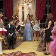 """Exclusif - Finale de l'émission """"Qui veut épouser mon fils"""" saison 3, le 13 novembre 2013."""