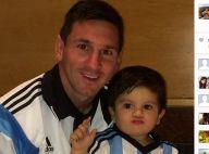 Lionel Messi : Pause câlins avec son petit Thiago et Antonella en plein Mondial
