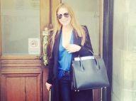 Lindsay Lohan : Une embrouille avec un célèbre top ?