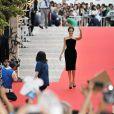 """Angelina Jolie à la première du film Maléfique (""""Maleficent"""") à Tokyo, le 23 juin 2014."""