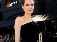 Angelina Jolie, sublime ''Maléfique'' épaules nues pour faire tomber un record