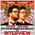 The Interview avec James Franco et Seth Rogen