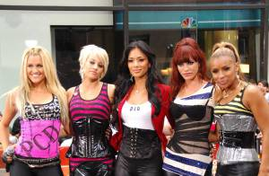 PHOTOS : Quand les Pussycat Dolls mettent le feu à New York !