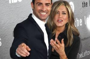 Justin Theroux donne des nouvelles de son mariage avec Jennifer Aniston