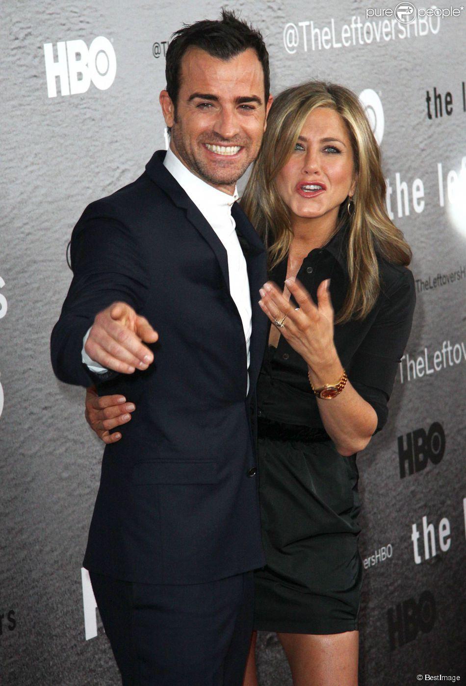 justin theroux donne des nouvelles de son mariage avec jennifer aniston - Jennifer Aniston Mariage