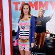 Eva Amurri Martino (fille de Susan Sarandon) enceinte à la première de Tammy au TCL Chinese Theatre à Los Angeles, le 30 juin 2014.