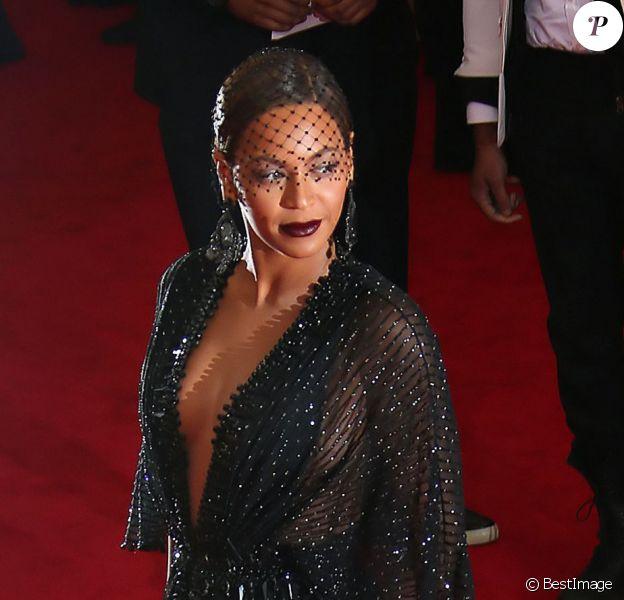 "Beyonce Knowles - Soirée du Met Ball / Costume Institute Gala 2014: ""Charles James: Beyond Fashion"" à New York le 5 mai 2014."