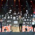 """One Direction - Festival de musique """"Big Weekend"""" à Glasgow. Les 24 et 25 mai 2014"""