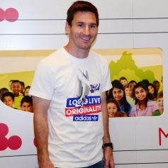 fondation lionel messi