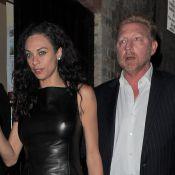 Boris Becker : Sortie arrosée avec sa superbe Lilly Kerssenberg
