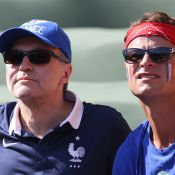 Mondial 2014 : Laurent Ruquier et son ami au Brésil, déçus face aux Casiraghi...