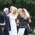 Fearne Cotton s'est mariée avec Jesse Wood à Londres, le 4 juillet 2014.
