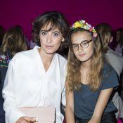 Inès de la Fressange et sa fille, Farida Khelfa in love : Sortie mode en famille
