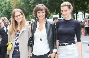 Inès de la Fressange, fière maman de Violette et Nine : ''Elles m'épatent''