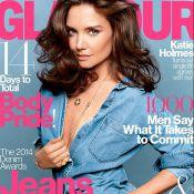 Katie Holmes : Mère sexy pour Glamour, elle déborde d'amour pour Suri