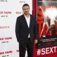 Jason Segel à la première de Sex tape au Regency Village à Westwood, le 10 juillet 2014.