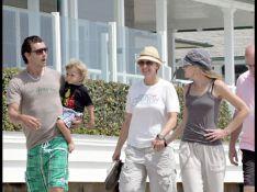 PHOTOS : Ellen DeGeneres et sa femme Portia de Rossi s'aiment... sur la plage !