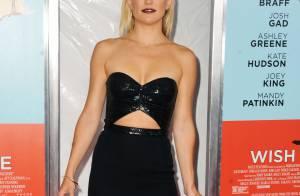 Kate Hudson : Glamour et sexy pour Zach Braff avec James Franco, rockeur stylé