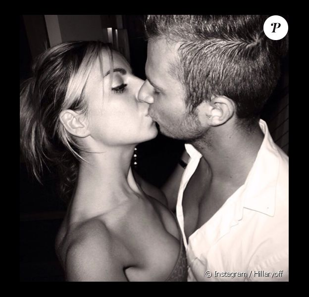 Les Ch'tis Vincent et Hillary plus amoureux que jamais. Juillet 2014.