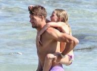 Steven Gerrard : Papa modèle, ses fillettes heureuses, sa belle Alex charmée