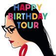Nana Mouskouri en tournée dans le monde entier pour son 80e anniversaire jusqu'en janvier 2015.
