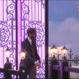 Geoffrey, candidat de Secret Story 8, intègre la Maison des Secrets (Secret Story 8, le vendredi 18 juillet 2014.)