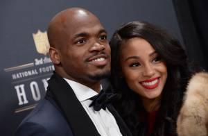 Adrian Peterson marié: La star NFL retrouve le sourire après la mort de son fils