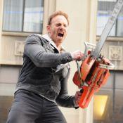 Ian Ziering (Beverly Hills) dans Sharknado 2 ? ''Je l'ai fait pour mon bébé''