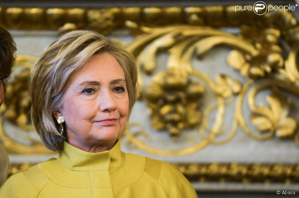 Hillary Clinton à Paris, le 7 juillet 2014.
