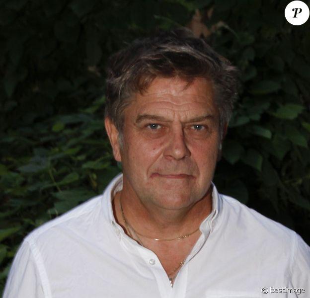 Thierry Redler à Beausoleil le 5 octobre 2013.