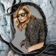 Kate Moss photographiée par Mert et Marcus pour Stella McCartney. Campagne publicitaire automne-hiver 2014-2015.