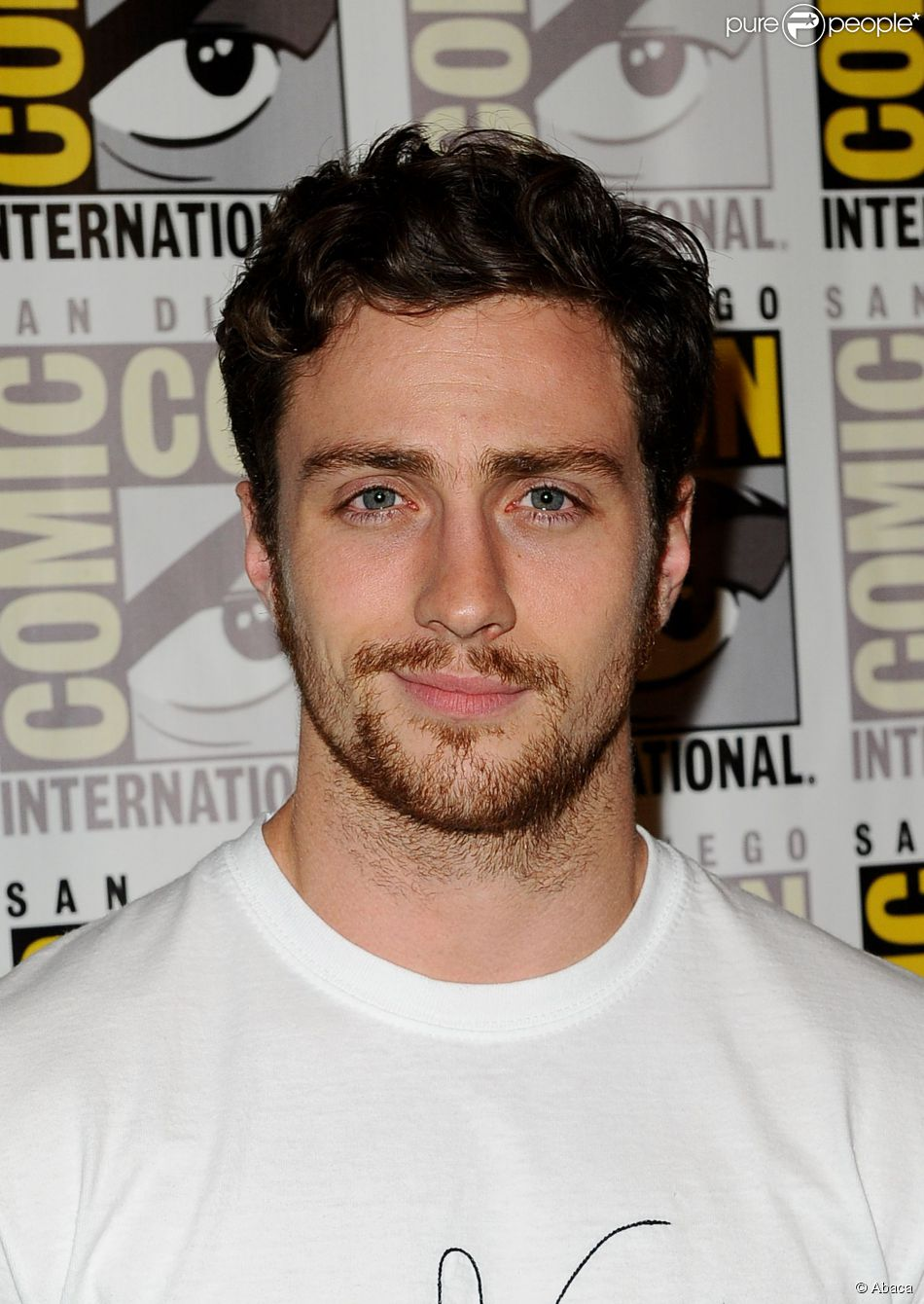 Aaron Taylor-Johnson l...