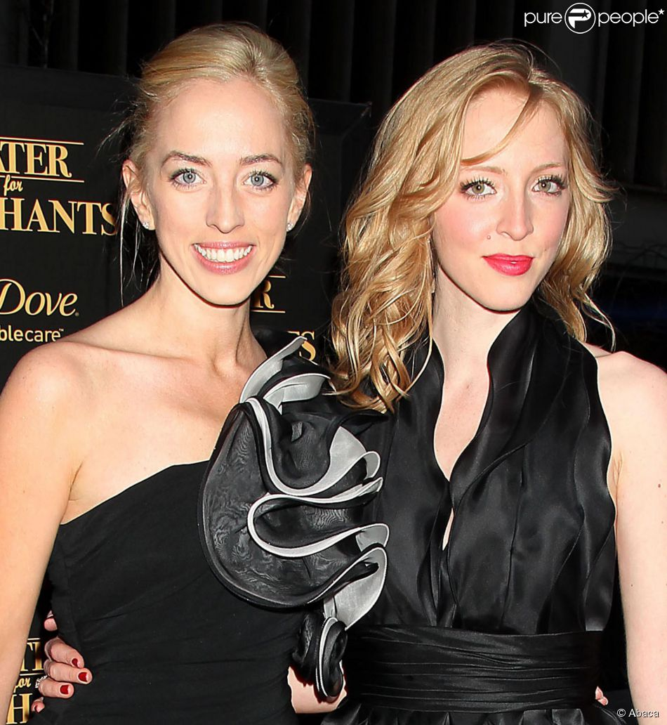 Victoria Pattinson et Elizabeth  quot Lizzy quot  Pattinson  soeurs de Robert    Lizzy And Rob Pattinson